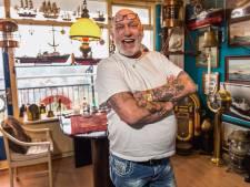Kleurrijke zeebonk 'dolle' Dries van der Velden debuteert in film
