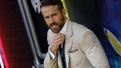 Ryan Reynolds zegt sorry voor Spice Girls-scène
