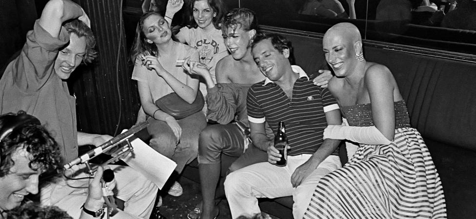 De heetste nachtclub van New York