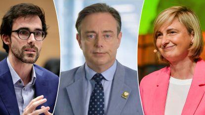 Van belasting op wijn tot 'pensioenaanval' van Crombez: dit waren de 6 opmerkelijkste momenten van de verkiezingscampagne