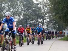 Nieuwe uitdaging in Tubbergen voor de échte mountainbikers: route van 150 kilometer