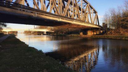 Fietsbrug over Kempisch Kanaal wordt op 6 en 7 juli ingevaren