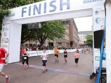 Halve marathon tegen de spierziekte van zijn gezin: Ruud Marcelissen uit Oisterwijk heeft het 'm gelapt