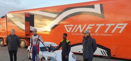 Jonge Eerbekenaar Robert de Haan mag zich gaan bewijzen in de autosport