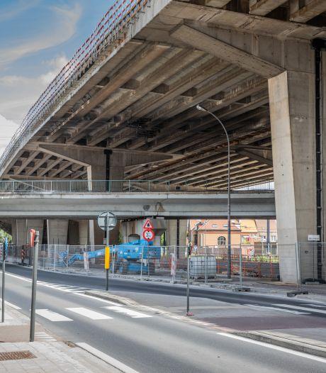 Omwonenden viaduct Gentbrugge overwegen juridische stappen wegens trillingen