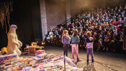 Kopergietery pronkt met energiezuinige theaterzaal
