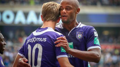 Vlap opent mooi, maar paars-wit verliest alsnog: bekijk de hoogtepunten van Anderlecht-KV Oostende