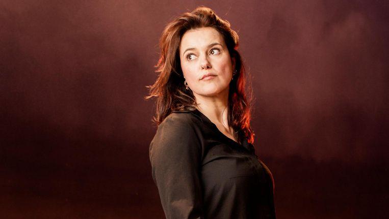 Susan Visser: 'Een trampoline is altijd een goed idee' Beeld Harmen de Jong