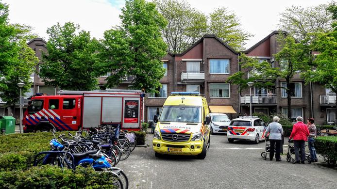 Verschillende regio's, zoals hier in Tilburg, maken al wél gebruik van de inzet van de brandweer bij een reanimatie.