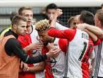 Beroep tegen straf Vilhena voor Feyenoord goud waard in Heerenveen