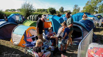 IN BEELD. Sfeervol kamperen op Nacht van Ter Borcht