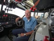 Vliegboot Catalina uit de lucht door geldgebrek