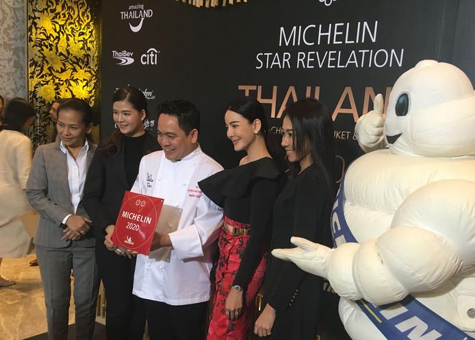 La cérémonie a eu lieu ce 11 novembre à Bangkok.