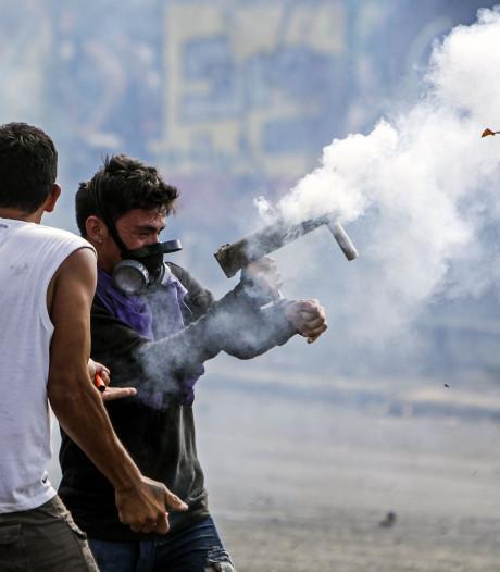 'Al 25 doden door protesten Nicaragua'
