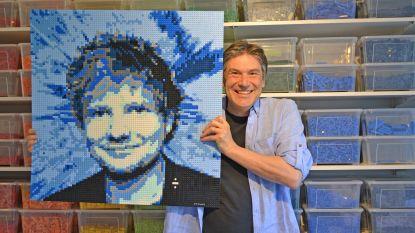 Creatief met Lego? Win uw eigen 'blokjes'-portret, gemaakt door Dirk Denoyelle