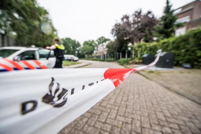 Politie doet onderzoek bij de steekpartij aan de Kremersmaten