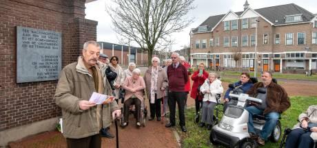 Intieme herdenking van het 'vergeten bombardement' op Arnhem
