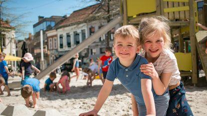 Buitenspeeldag én zomerweer maken er topdag van voor kinderen
