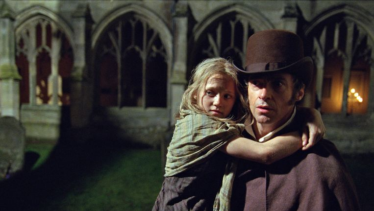 Les Misérables Gunt De Kijker Geen Seconde Rust En Laat Hem