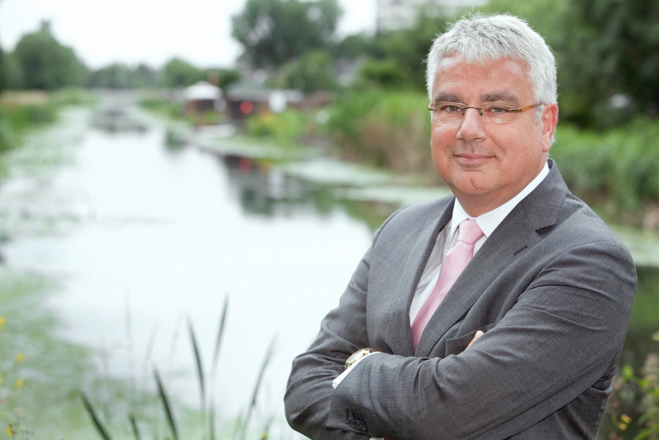 Foto: Joep van der Pal  Frank Koen is per 11 januari waarnemend burgemeester van Wassenaar.