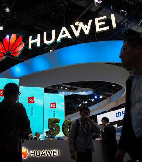 'VS staan zaken doen met Huawei langer toe'