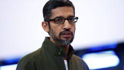 """CEO Google reageert: """"Beslissing EU is verontrustend signaal in het voordeel van betalende systemen"""""""