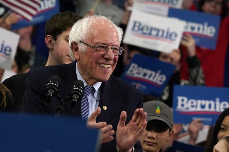Rusland had het in 2016 ook gemunt om Bernie Sanders een handje te helpen.