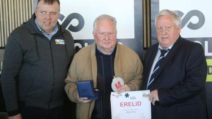 Wilfried Verkens benoemd tot erelid Vlaams-Brabantse afdeling