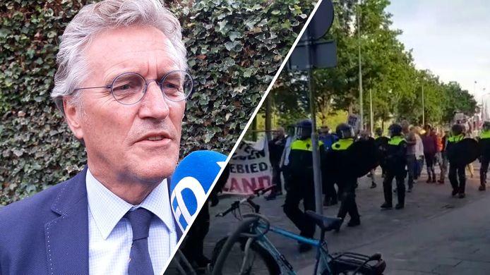 Burgemeester Jorritsma van Eindhoven verbiedt ook de Pegida-demonstratie van donderdag.