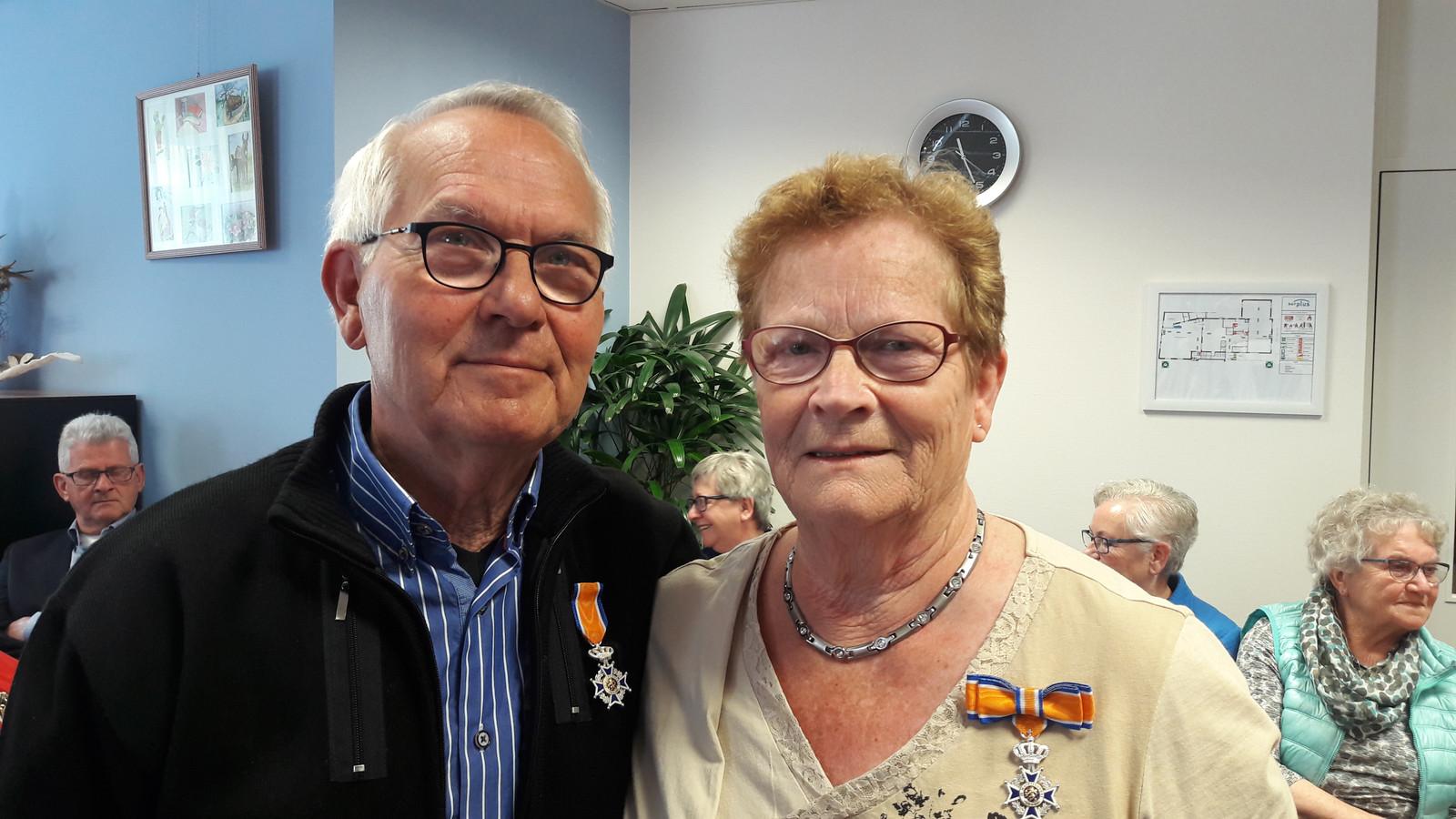 Cees en Gerda Braspenning, Hoeven