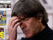 """Les médias allemands dézinguent Joachim Löw après l'humiliation en Espagne: """"Quel désastre pour le football"""""""