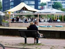 Uitgestorven is het niet in Bergen op Zoom, maar de Belgen blijven wel weg