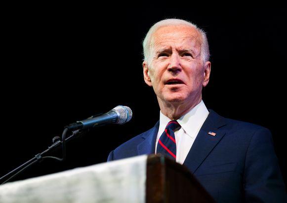 Burisma, het bedrijf waar de zoon van de Amerikaanse politicus Joe Biden (foto) werkte, werd het slachtoffer van een cyberaanval.