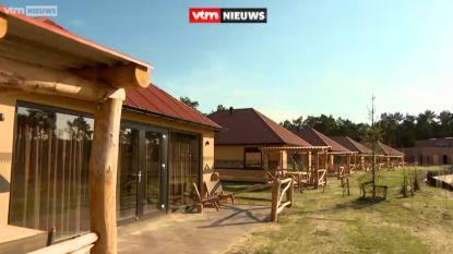 In dit Nederlandse dierenpark kan je nu slapen tussen de zebra's en giraffen