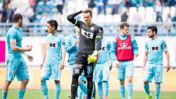 """""""Gent - Anderlecht werd gekenmerkt door een vitaal gebrek aan klasse. Voorin"""""""
