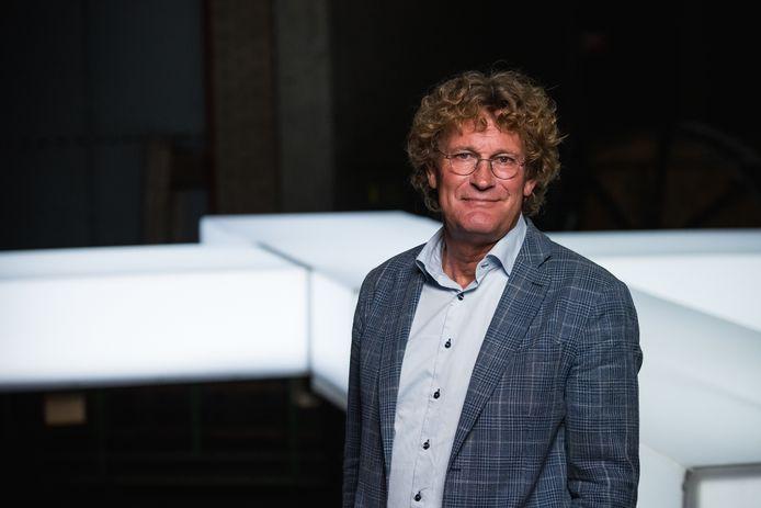 Directeur Peter Kuipers van KRO-NCRV.