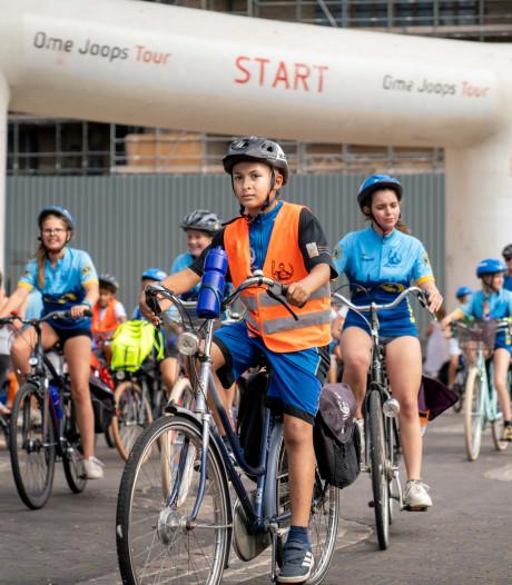 Ome Joop's Tour onderweg; Arnhem-Zutphen eerste etappe 69e editie