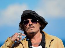'Johnny Depp heus geen persona non grata in Hollywood'