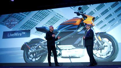 Harley-Davidson trekt voorlopig stekker uit productie e-motoren
