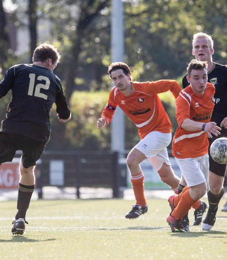 FC Winterswijk zonder zege het nieuwe jaar in
