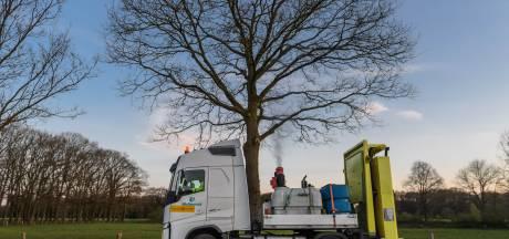 Forse daling van overlast, maar jeukrups jaagt Enschede op kosten