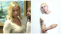 Zelfmoordpogingen, armoede en twee scheidingen: het turbulente leven van Eminems grote liefde Kim