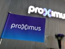 Des dizaines d'employés bloquent l'accès au bâtiment de Proximus à Liège