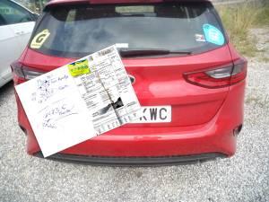 """Julien, victime d'une arnaque après avoir loué une voiture en Espagne: """"C'est un viol financier"""""""