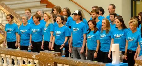 Zingen voor een betere, plasticvrije wereld
