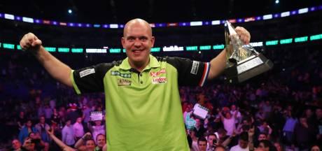 Michael van Gerwen: Ik win nog steeds meer dan iedere andere speler