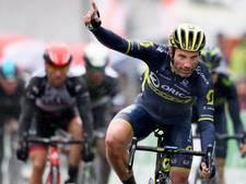 Albasini wint voor het vierde jaar op rij etappe in Romandië