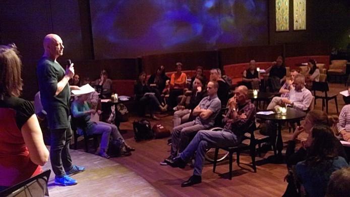 Het noodfonds werd tijdens een symposium dinsdag in Den Bosch besproken.