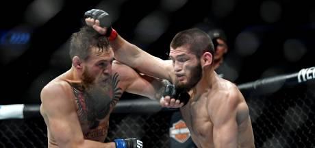 McGregor: 'Als Khabib blijft weigeren om te vechten, moet zijn titel worden afgepakt'