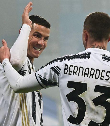 La Juventus remporte la Supercoupe d'Italie, Cristiano Ronaldo devient le meilleur buteur de l'histoire (ou pas?)